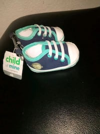 NB Baby Shoes Strathmore, 93267