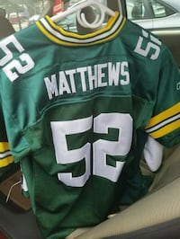 Authentic Packers Jersey  Hasbrouck Heights, 07604
