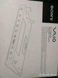 Sony Vaio Docking Station
