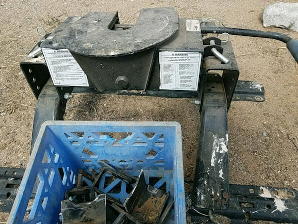 5Th Wheel Hitch For Sale >> Fifth Wheel Hitch