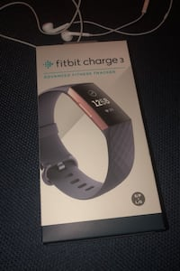 Fitbit Charge 3 Sariyer, 34398