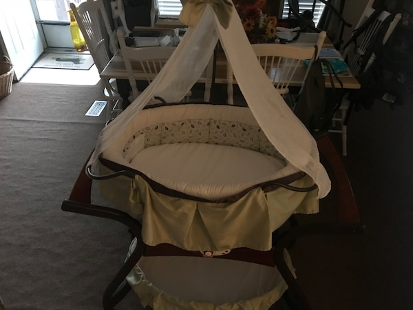 Bassinet Fisher Price Zen Collection