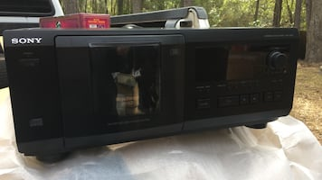 Sony audio component 50+ one cd changer brand-new in the box