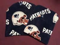 New England Patriots fleece hat Snellville, 30078