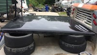 Bed cover for a full size ford Princeton, 24739
