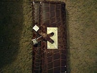 New ny&c brown leather wallet Centerville, 45459