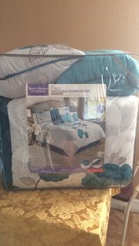 Full comforter set queen  Denison, 75020