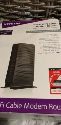 N600 wifi cable modem router Ephrata, 98823