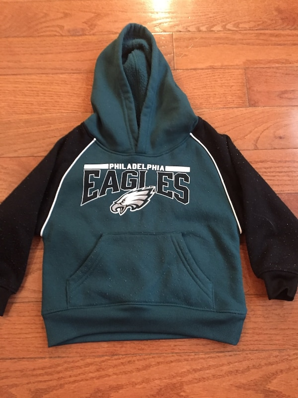 official photos 34089 fc641 3t Philadelphia eagles hoodie