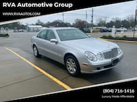 Mercedes-Benz-E-Class-2004 North Chesterfield