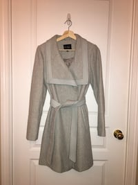 Wool Grey Coat