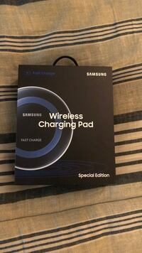 Brand new Samsung wireless charging pad. Never been used Orlando, 32828