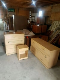 dresser chest of drawers and night table Brampton, L6X