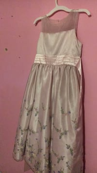 Girl's pink sleeveless dress size 10 Fairfax, 22030