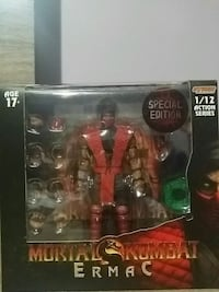 Storm Collectibles- Ermac Vaughan