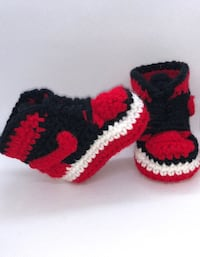 Baby crochet shoes Oklahoma City