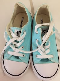 Size 10 Kid's Converse Shoes