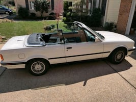BMW - 3-Series - 1992 - 325 Convertible - E30.