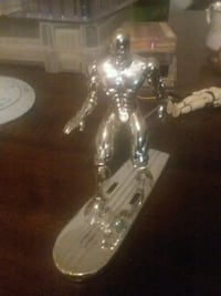 1980s Silver Surfer figure  Columbus, 43222