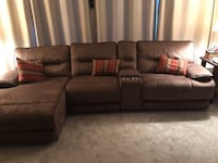 Couch with chaise and recliner Olney, 20832