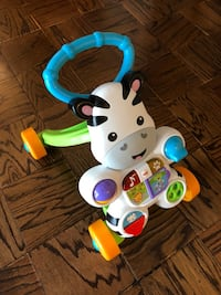 Fisher-Price 'Learn with Me Zebra' Walker Friendship Heights, 20815