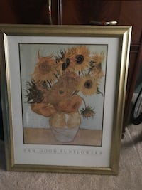 Van Gogh Sunflower picture  Toms River, 08753