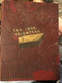 black and red The Walking Dead book Greeneville, 37743