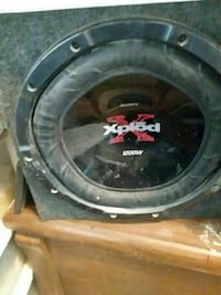 black and gray Kicker subwoofer Lawrence, 66049