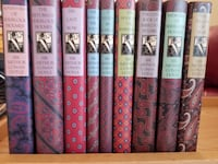 New Condition-Sherlock Holmes Complete Stories by Sir Arthur Conan Doyle: 9 volume set Manassas
