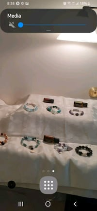 ESSENTIAL OIL BRACELETS  made with love and patiences Ottawa, K1H