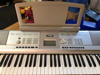 Yamaha DGX-205 Potable Grand Sherwood Park, T8H