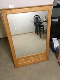 Mirror wide for dresser  Hillsboro, 97123