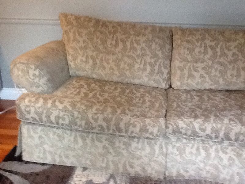 Couch and chair 1
