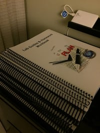 Lab Guides and Home work work book set West Vancouver, V7V 1W4