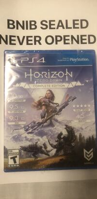 Sony PS4 Horizon Zero Dawn case Brampton, L7A 3E2