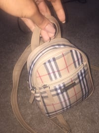 Inspired mini backpack Burberry  Fairfax, 22033