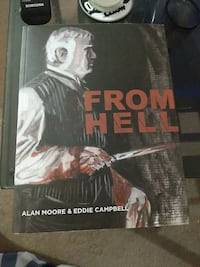 From Hell Graphic Novel Edmonton, T5J