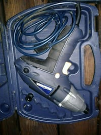 black and gray corded power tool Winnipeg, R2W 3H4
