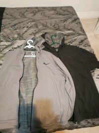 2 mens xl nike dri fit hoodies  Richmond, V7A 3V5