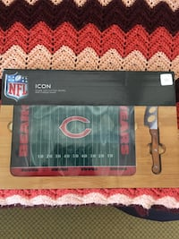 Chicago Bears Cutting board package set 604 mi