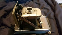 Very old vintage Polaroid land camera model 80 Harford County