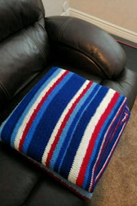 Large hand crocheted blanket Provo, 84606