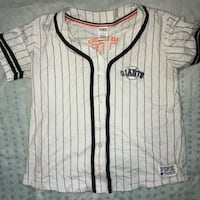 Victoria's Secret SF giants jersey Gilroy, 95020
