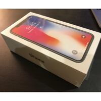 IPhone X 64gb - 25.000 czk IPhone X 256gb - 27.800 czk Absolutně nový a zabaleni Москва, 119180
