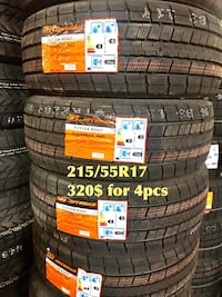 Winter tire sale Richmond Hill, L4C 3A8