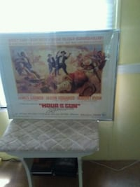 Poster Hour of the Gun color by Deluxe Old Fort, 28762