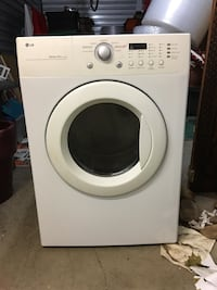 LG HEAVY CAPACITY GAS DRYER GREAT CONDITION  Washington, 20011