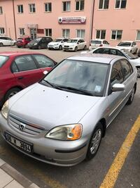 Honda - Civic - 2002