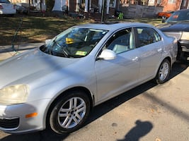 2007 Volkswagen Jetta 2.5L  leather interior
