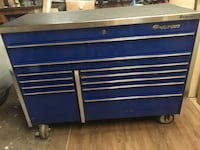 Royal blue  Snap on toolbox Federal Heights, 80260